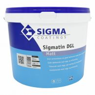 Sigma Sigmatin DGL Matt - Muurverf